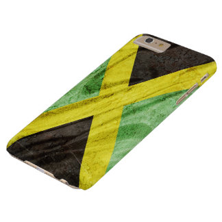 Jamaica flag barely there iPhone 6 plus case