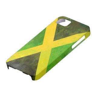 Jamaica flag iPhone 5 cases