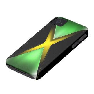 Jamaica Flag iPhone 4 Covers