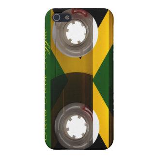Jamaica Flag Cassette Iphone 4/4S Speck Case