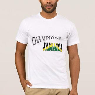 Jamaica Flag champions sports tshirt