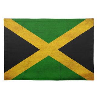 Jamaica Flag Cloth Placemat