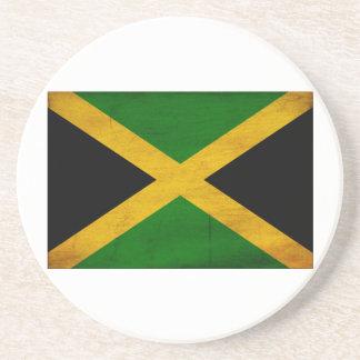 Jamaica Flag Coasters