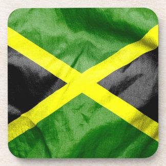 Jamaica Flag Drink Coasters