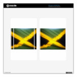 Jamaica Flag Decals For Kindle Fire