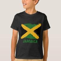 Jamaica flag design T-Shirt