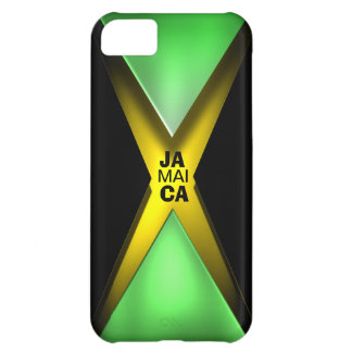 Jamaica Flag Fold-Out iPhone 5C Covers
