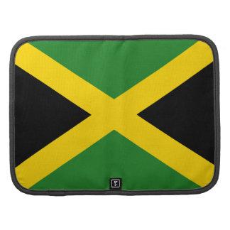 Jamaica Flag Folio Organizer