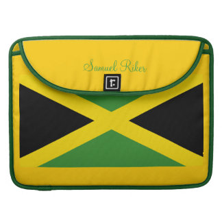 Jamaica Flag Got weed Sleeves For MacBook Pro