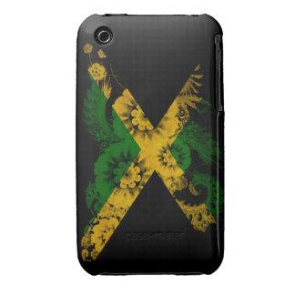 Jamaica Flag iPhone 3 Case-Mate Case