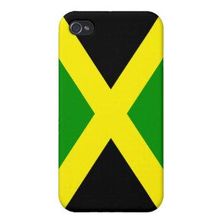 Jamaica Flag iPhone 4/4S Cases