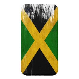 Jamaica Flag Cases For iPhone 4