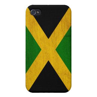 Jamaica Flag Case For iPhone 4