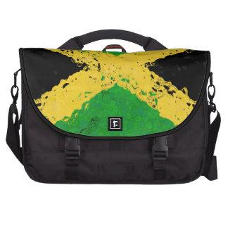 JAMAICA FLAG COMPUTER BAG