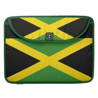 Jamaica Flag Mac book Pro 15 Inch Sleeve