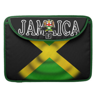 Jamaica Flag Mac book Pro 15 Inch Sleeve Sleeves For MacBook Pro