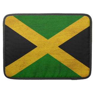 Jamaica Flag MacBook Pro Sleeve