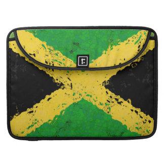 JAMAICA FLAG MacBook PRO SLEEVE