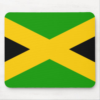 Jamaica Flag Mouse Pad