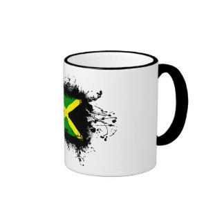 Jamaica Flag Mugs