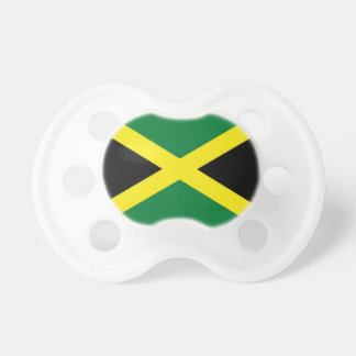 Jamaica Flag Pacifiers