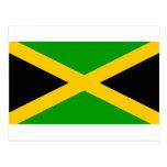 Jamaica Flag Postcards
