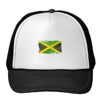 jamaica flag - reggae roots trucker hats
