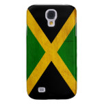Jamaica Flag Samsung Galaxy S4 Cases