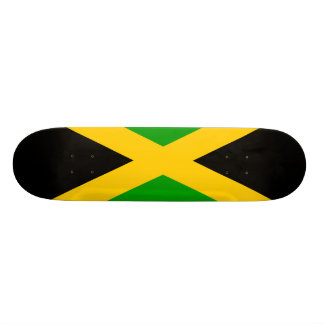Jamaica Flag Skateboard