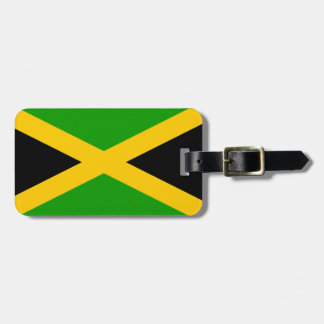 Jamaica Flag Tags For Luggage