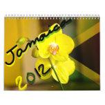 Jamaica Flower Calendar