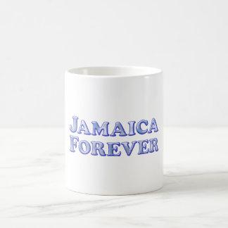 Jamaica Forever - Bevel Basic Classic White Coffee Mug