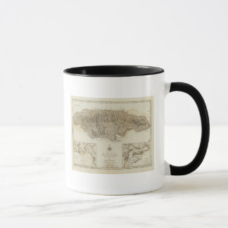 Jamaica from the latest surveys mug