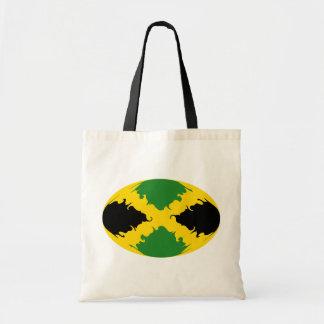 Jamaica Gnarly Flag Bag