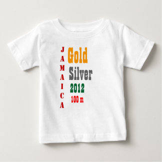 Jamaica gold medal  t-shirts