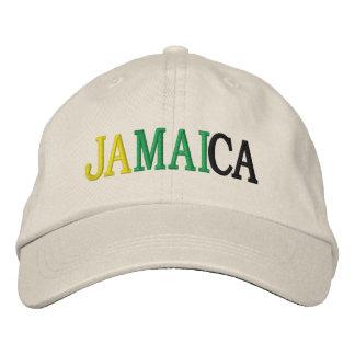 JAMAICA GORRA DE BÉISBOL