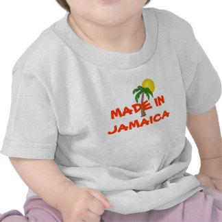 """JAMAICA: """"Hecho en camisa del bebé de Jamaica"""""""