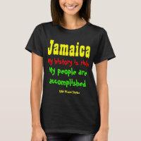 Jamaica history T-Shirt