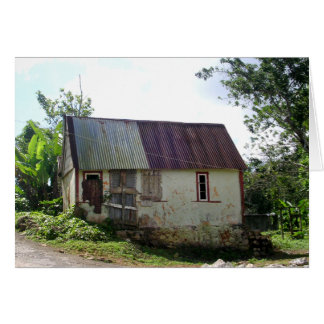 Jamaica - Home in the Country Greeting Cards