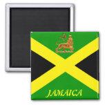 JAMAICA IMÁN CUADRADO