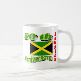 Jamaica independence coffee mugs
