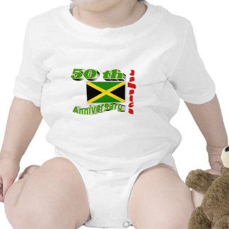 Jamaica independence baby bodysuits