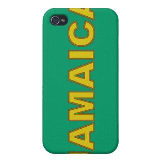 Jamaica iPhone 4 Case