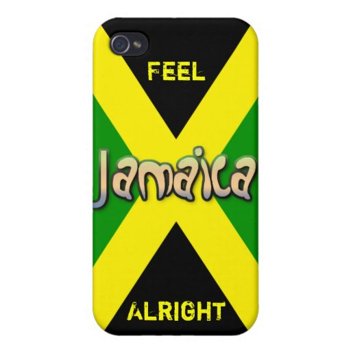 Jamaica iPhone Case Cover For iPhone 4