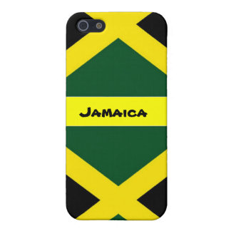 Jamaica iPhone SE/5/5s Case