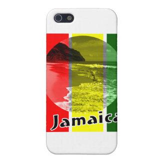 Jamaica iPhone SE/5/5s Cover