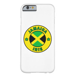 Jamaica Irie Barely There iPhone 6 Case
