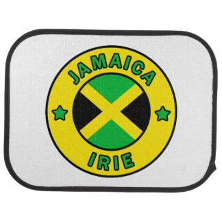 Jamaica Irie Car Mat