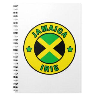 Jamaica Irie Cuadernos
