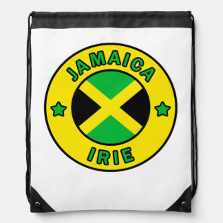 Jamaica Irie Drawstring Backpack